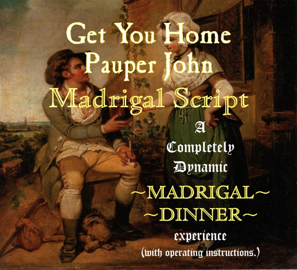 Get You Home Pauper John Madrigal Script